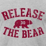 Design ~ Release the Bear - Men's - Grey