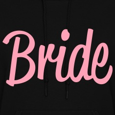 Bride Hoodies