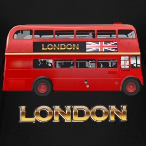 London Red Bus - Kids' Premium T-Shirt