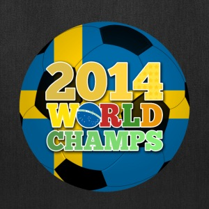 2014 World Champs Ball - Sweden - Tote Bag