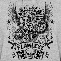 Flawless Motocross Freestyle Hoodies