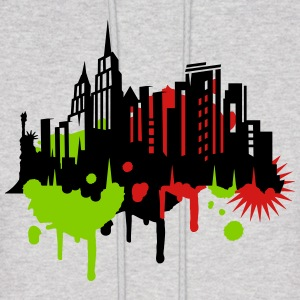 New York Graffiti Hoodies - Men's Hoodie