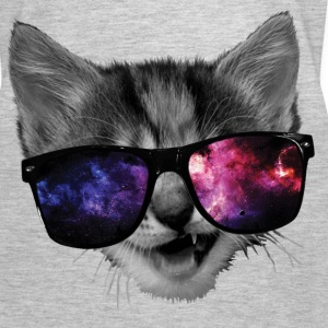 Kitten with swag - Women's Premium Tank Top