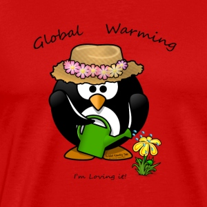 Global Warming..I'm Loving it! T-Shirts - Men's Premium T-Shirt