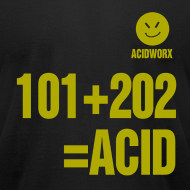 Design ~ AcidWorx - 303 Acid / Limited Edition