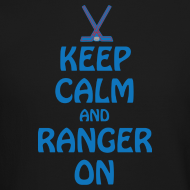 Design ~ Keep Calm Ranger On