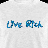 Design ~ Live Rich Signature