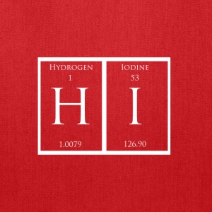 HI Perodic TableBag - Tote Bag