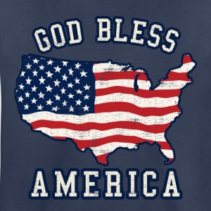 God Bless America - Kids' Premium T-Shirt