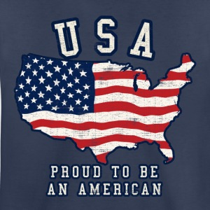 Proud to be an american - Kids' Premium T-Shirt