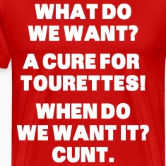 Cure For Tourettes.  .