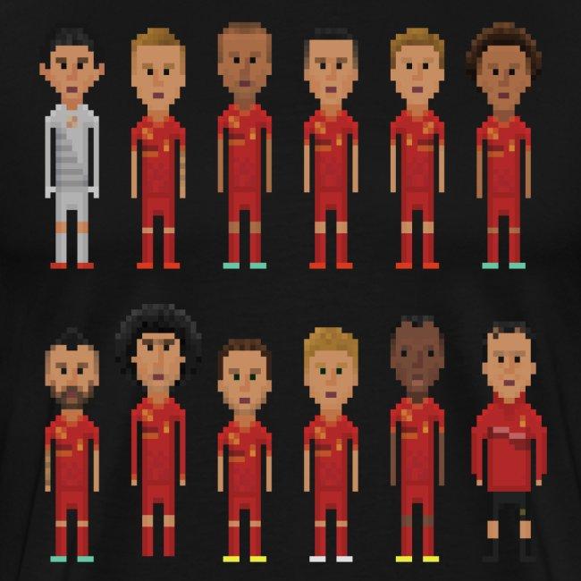 Men T-Shirt - 8bit-Football.com.BE