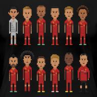 Design ~ Women T-Shirt - 8bit-Football.com.BE