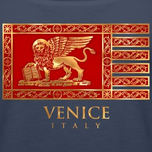 Venetian Lion - Women's Premium Tank Top