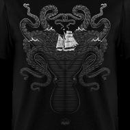 Design ~ Men's Kraken Shirt
