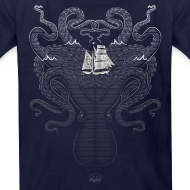 Design ~ Kid's Kraken Tee