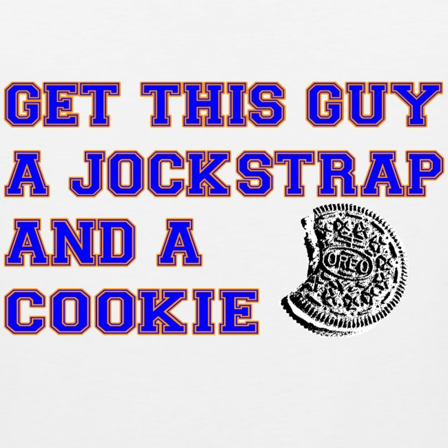 Jockstrap and a Cookie