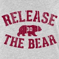 Design ~ Release the Bear - Women's - Grey Tank
