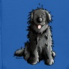 Newfoundland - Dog - Dogs - Newfi - Newf - Cartoon Sweatshirts - Kids' Hoodie