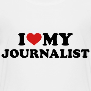 I love my Journalist Kids' Shirts - Kids' Premium T-Shirt