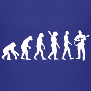 Evolution Guitar Kids' Shirts - Kids' Premium T-Shirt