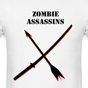 Zombie Assassins T-Shirts - Men's T-Shirt