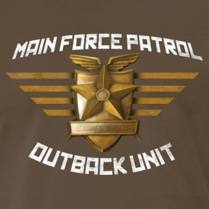 Main Force Patrol T-Shirts - Men's Premium T-Shirt
