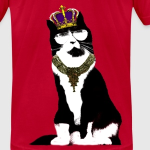 Cool Cat - Men's T-Shirt by American Apparel