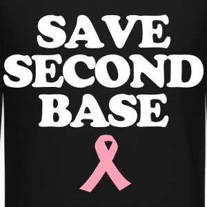 Save Second Base Long Sleeve Shirts - Crewneck Sweatshirt
