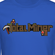 Design ~ Total Miner Logo Crewneck Sweatshirt
