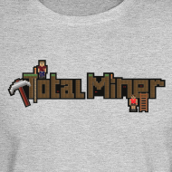 Design ~ Total Miner Logo Long Sleeved T-Shirt