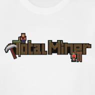Design ~ Total Miner Logo Tall T-Shirt