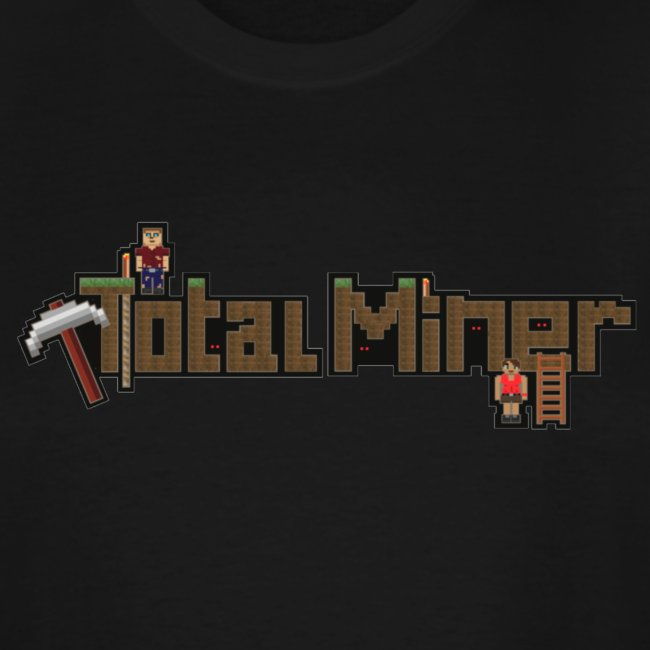 Total Miner Logo Tall T-Shirt