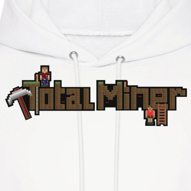 Total Miner Logo Hoodie