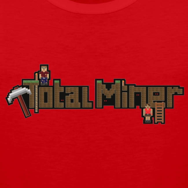 Total Miner Logo Tank Top
