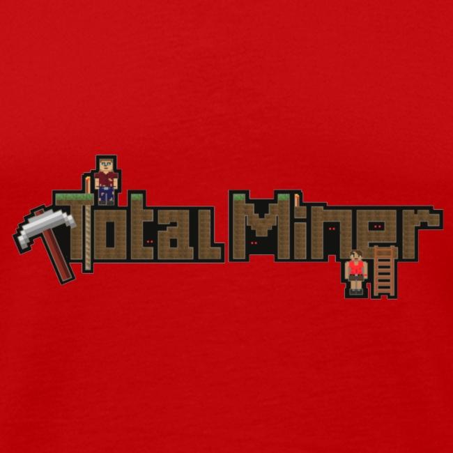 Total Miner Logo Tank Top