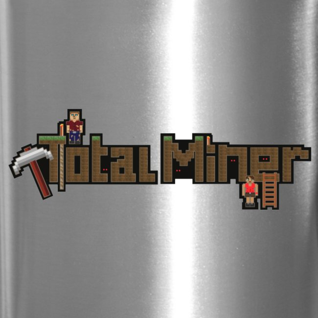 Total Miner Logo Travel Mug