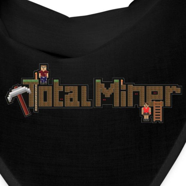 Total Miner Logo Bandana