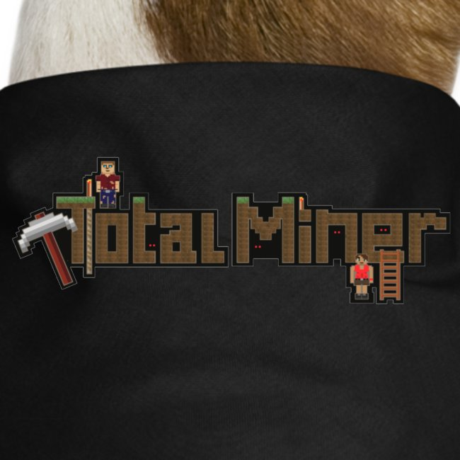 Total Miner Logo Dog Bandana