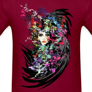 Carnival girl Men's T-shirt - Men's T-Shirt
