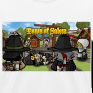 Design ~ Town of Salem Female Shirt - White