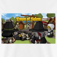 Design ~ Town of Salem Male Shirt - White