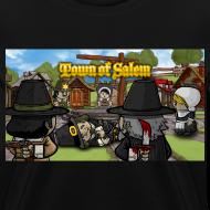 Design ~ Town of Salem Female Shirt - Black