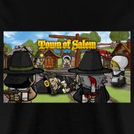 Design ~ Town of Salem Male Shirt - Black