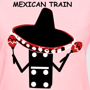 Mexican Train Sombrero Women's T-Shirts - Women's T-Shirt