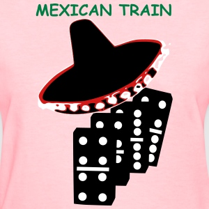 Mexican Train Women's T-Shirts - Women's T-Shirt