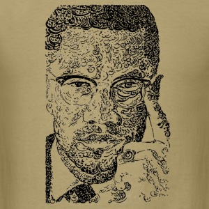Malcolm X - Men's T-Shirt