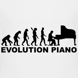 Evolution Piano Kids' Shirts - Kids' Premium T-Shirt