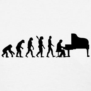 Evolution Piano Women's T-Shirts - Women's T-Shirt