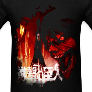 Eren Titan Form Shirt - Men's T-Shirt